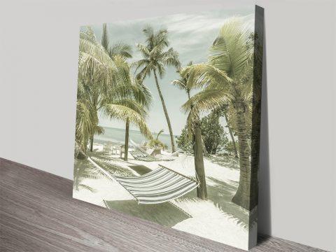 Florida Beach Scene Art Online Gallery Sale