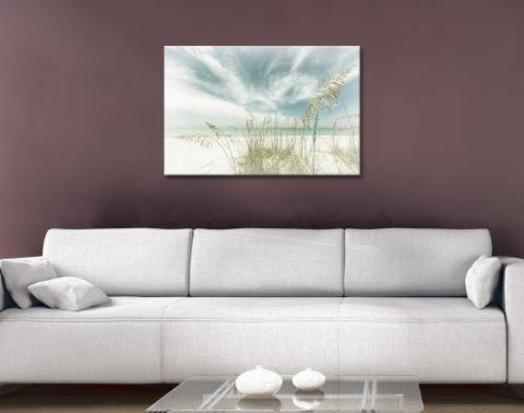 Affordable Beachscape Art Home Decor Ideas