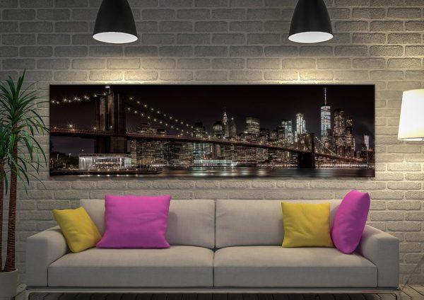 Ready to Hang Manhattan Panoramic AU