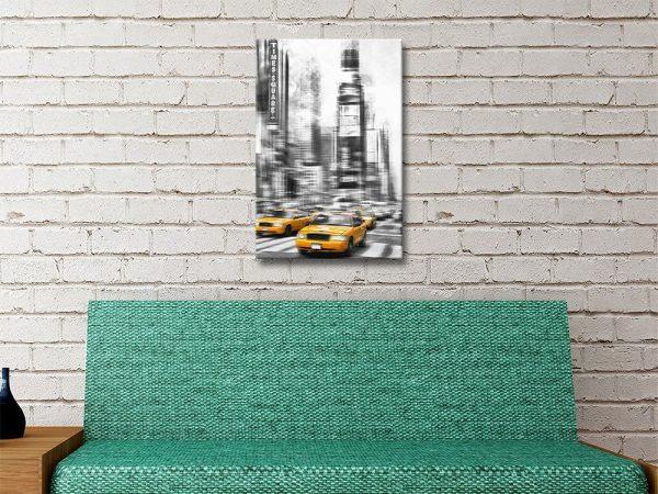 Times Square Melanie Viola Art Gift Ideas AU