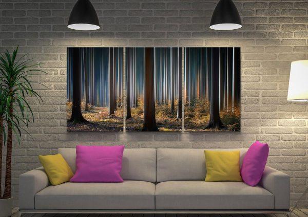 Tall Trees Landscape Art Gift Ideas AU