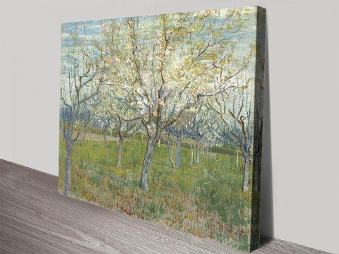 Van Gogh Stretched Canvas Art for Sale AU