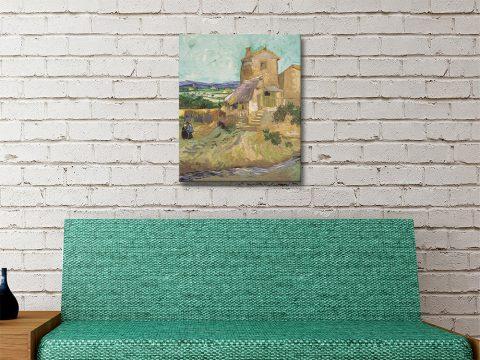 The Old Mill Van Gogh Prints Cheap Online