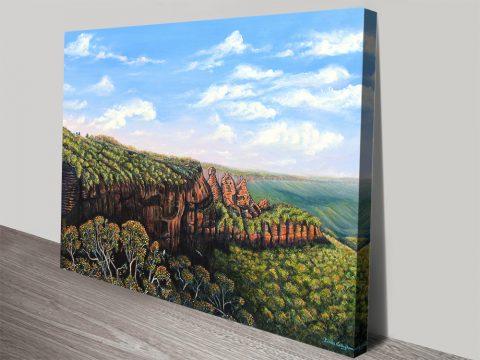Affordable Australian Landscape Art Online