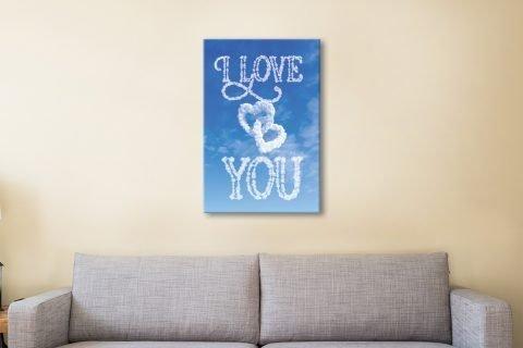 Love Custom Art Romantic Gift Ideas AU