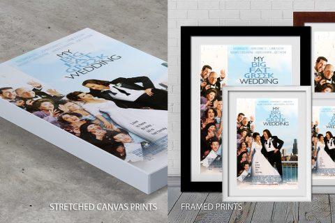 My big fat greek wedding Quality Print