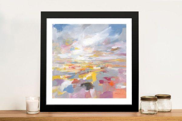 Framed Seascape Prints Unique Decor Ideas