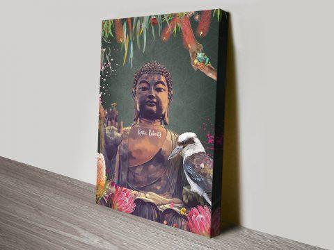 Buddha Modern Art Print Home Decor Ideas AU