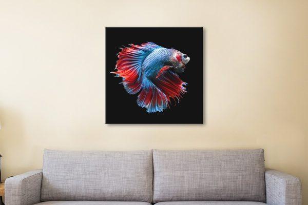 Affordable Fish Art Unique Home Decor Ideas