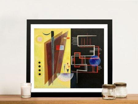 Buy a Framed Canvas Print of Inner Alliance