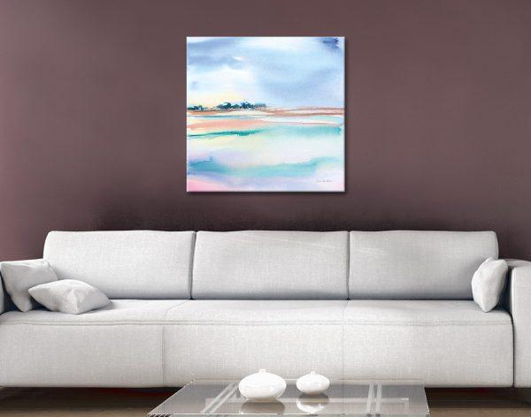 Affordable Pastel Seascape Art for Sale AU