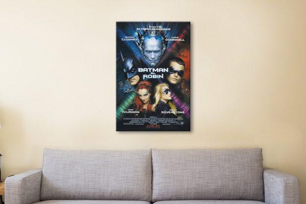Batman & Robin Poster Great Gift Ideas Online