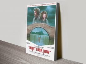 Buy a Don't Look Now Vintage Movie Poster