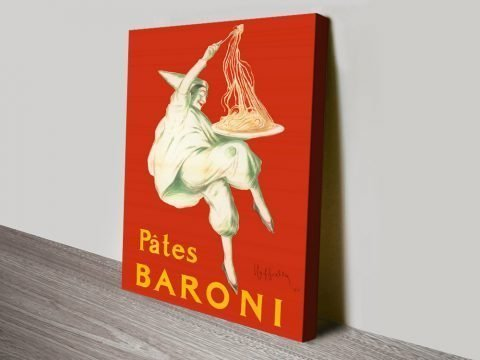 Pates Baroni Wall Art Great Gifts Online