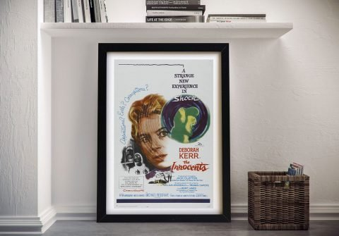 The Innocents Framed Film Poster for Sale AU