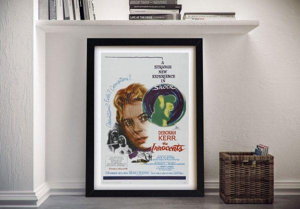 The Innocents Framed Film Poster for Sale AU
