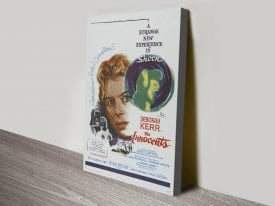 The Innocents Movie Poster Print on Canvas