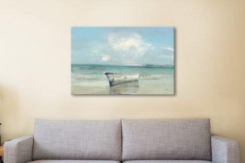 Ashore Ready to Hang Wall Art Gift Ideas AU