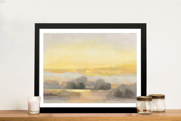 Watercolour Ocean View by Julia Purinton