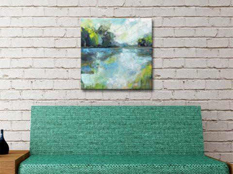 Calm Waters Jeanette Vertentes Landscape