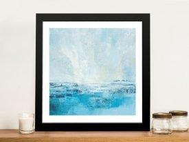 Coastal View ll Framed Silvia Vassileva Art