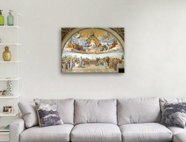 Ready to Hang Classic Raphael Art Prints AU