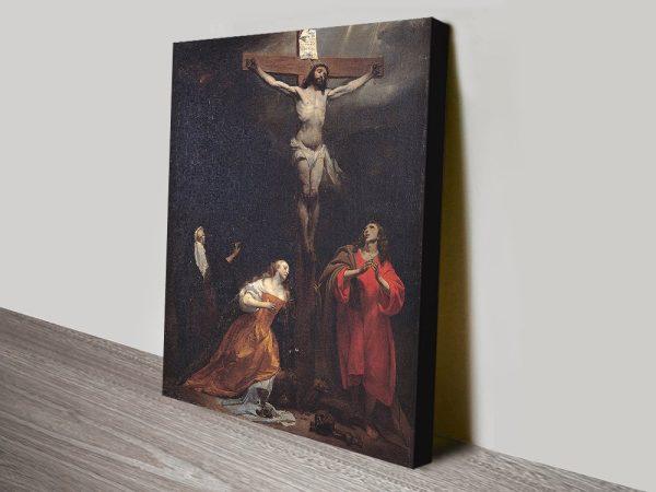 Buy Crucifixion by Gabriël Metsu