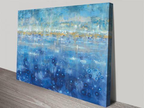 Buy Horizon Abstract Seascape Wall Art