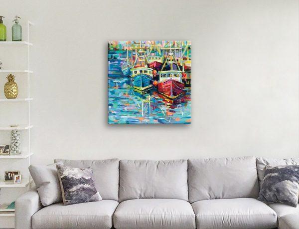 Jeanette Vertentes Affordable Nautical Art