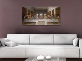 The Last Supper Famous Classic Art Print