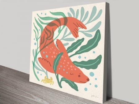 Buy Under the Sea ll Nautical Wall Art