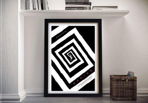 Framed Buried Film Poster Gift Ideas AU