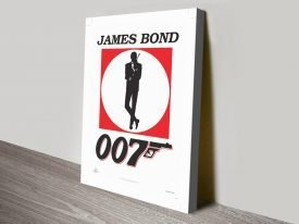 From Russia With Love James Bond Poster