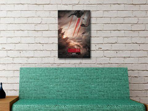 Godzilla Poster Film Poster Gallery Sale AU