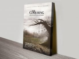 The Conjuring Horror Movie Poster