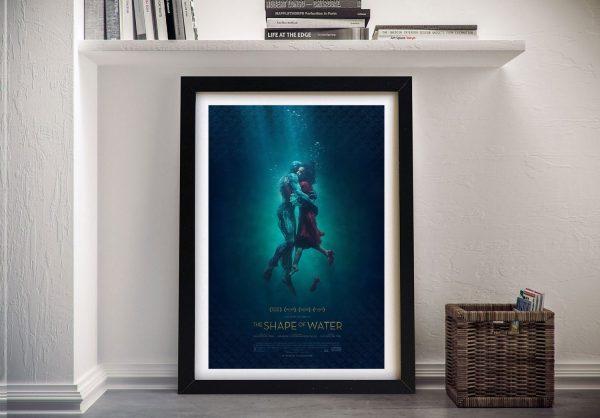 Guillermo del Toro Movie Poster Prints AU