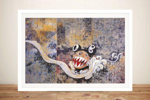 727 Contemporary Street Art by Murakami