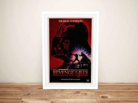 Framed Darth Vader Art Cheap Online