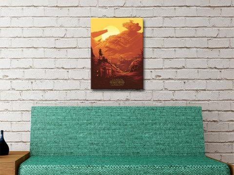 Affordable Star Wars Prints Home Decor Ideas AU