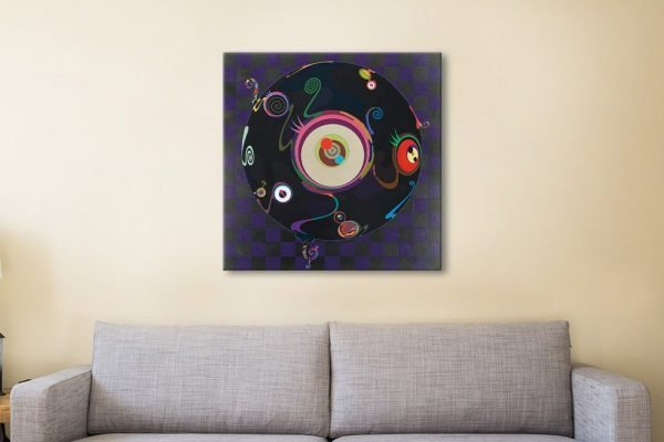 Takashi Murakami Affordable Japanese Art