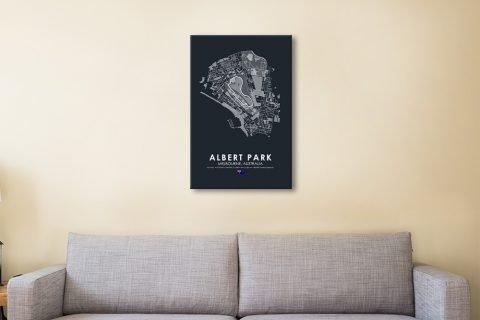 Affordable Grand Prix Wall Art Gift Ideas AU