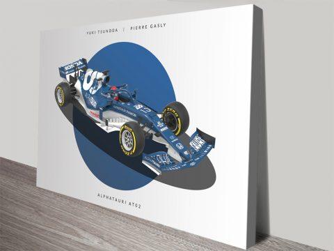 Alpha Tauri F1 Memorabilia Cheap Online