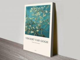 Blossoming Almond Tree Van Gogh Wall Art