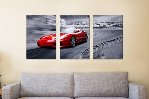 Ferrari F430 Art Unique Home Decor AU