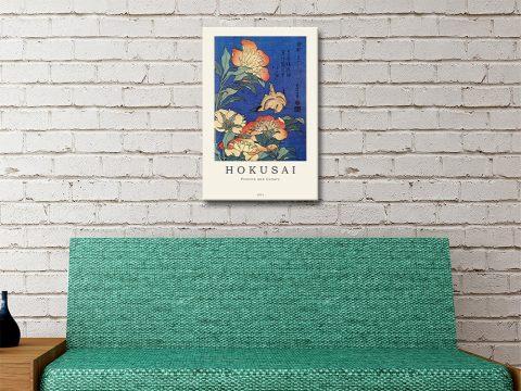 Hokusai Classic Japanese Art Gallery Sale Online