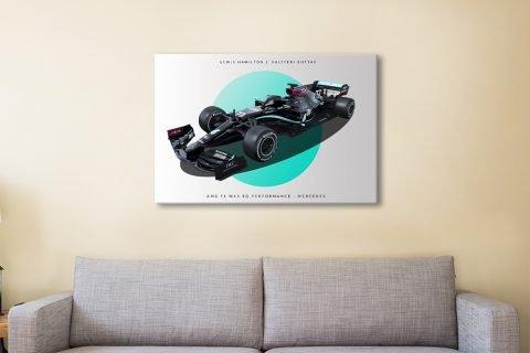Mercedes F1 Racing Car Art Great Gift Ideas AU