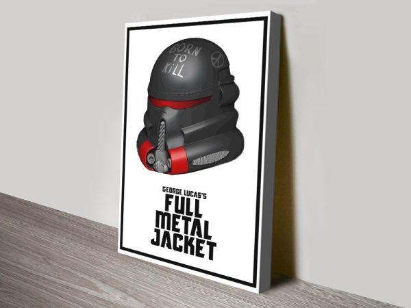 Purge Trooper Full Metal Jacket Art