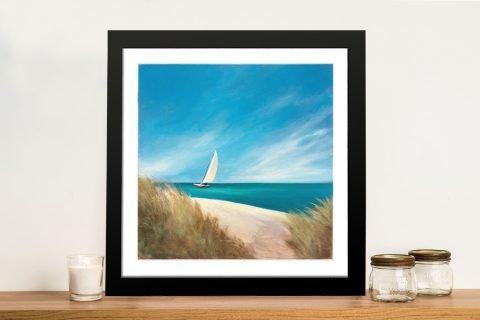 Sunday Sail Julia Purinton Seascape Art