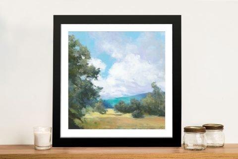 Hedgerow l Framed Julia Purinton Wall Art