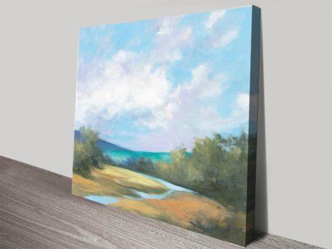 Buy Hedgerow ll Julia Purinton Artwork